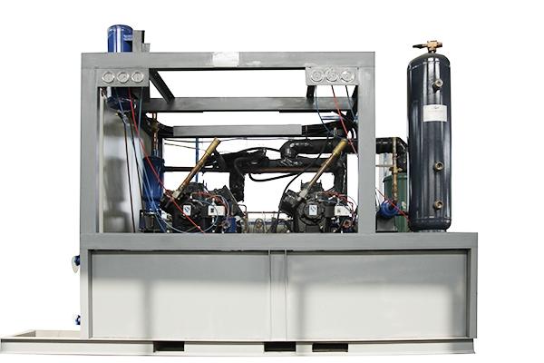 冷冻真空干燥机冷冻系统